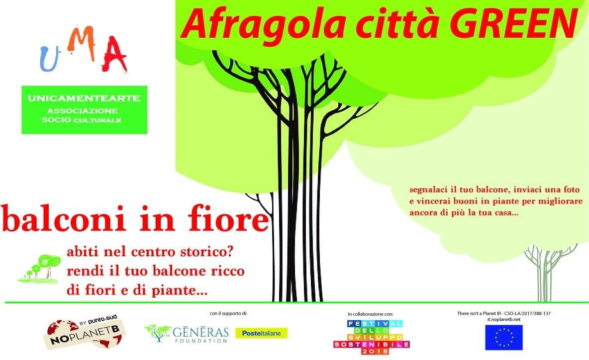 Cover Afragola Città Green
