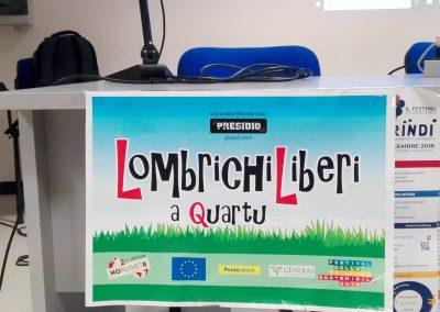 Lombrichi Liberi a Quartu