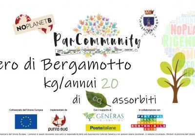 tabella co2 Bergamotto